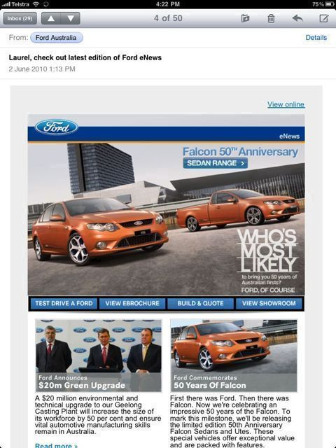 Ford australia marketing strategy for Ford motor company marketing strategy