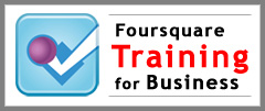 Social Media training for Foursquare - workshops and courses