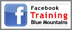 Blue mountains Facebook workshop
